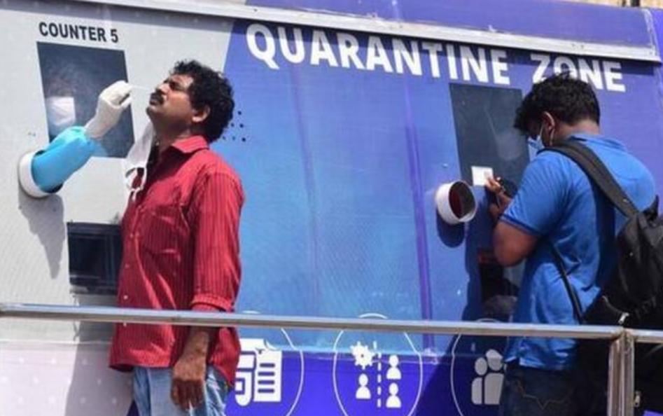 """印度记者再炒作""""新冠病毒是中国人为制造"""",谭德塞严词驳斥"""