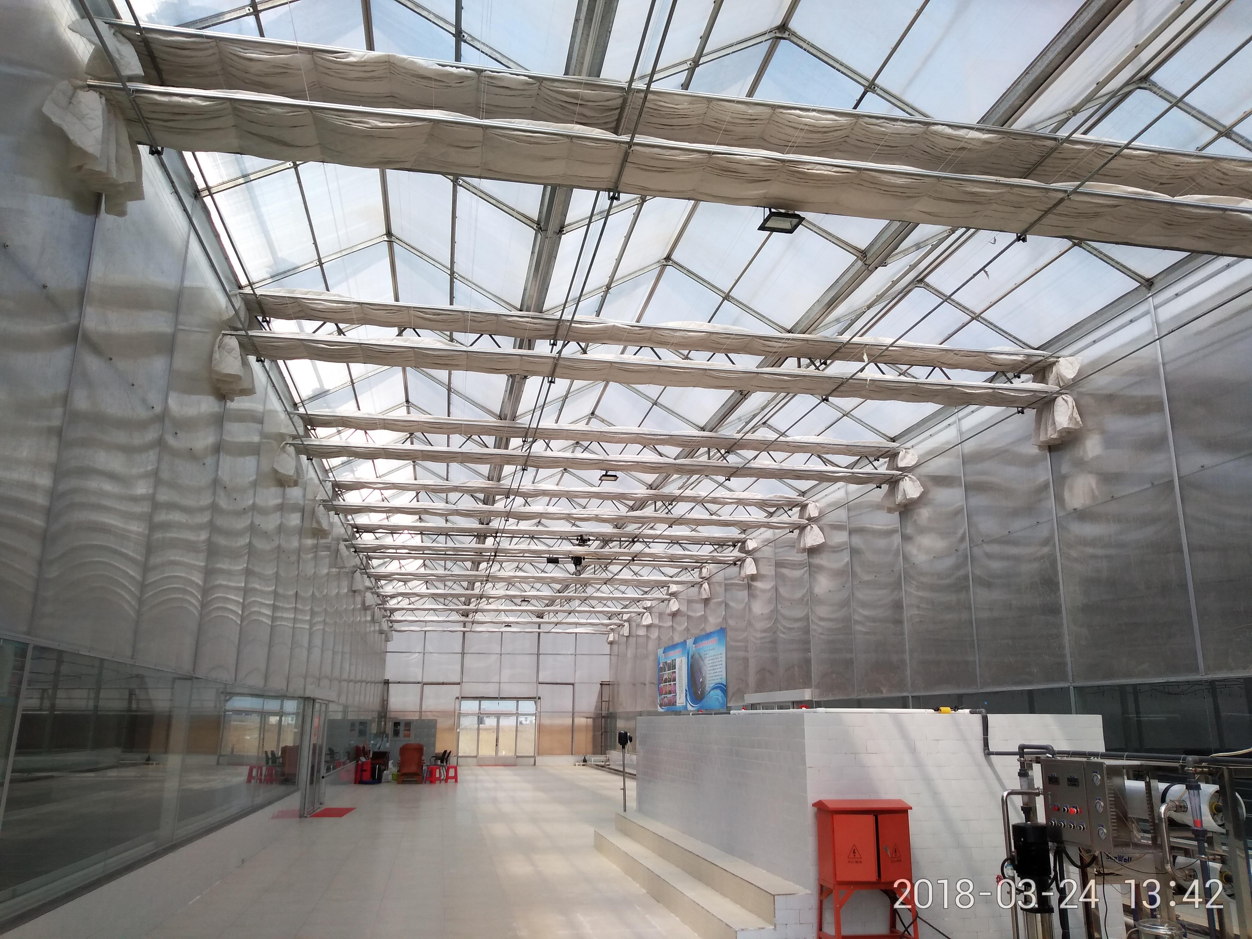 线缆型号用的对,后期温室大棚电器故障少,看智能温室大棚配电