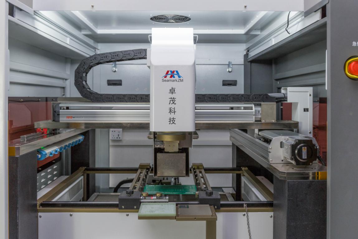 卓茂科技全自动BGA工作站有效提高芯片焊接返修率