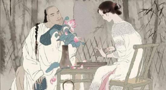 沈复的《浮生六记》:一花一叶的诗意,相伴着一茶一饭的厮守