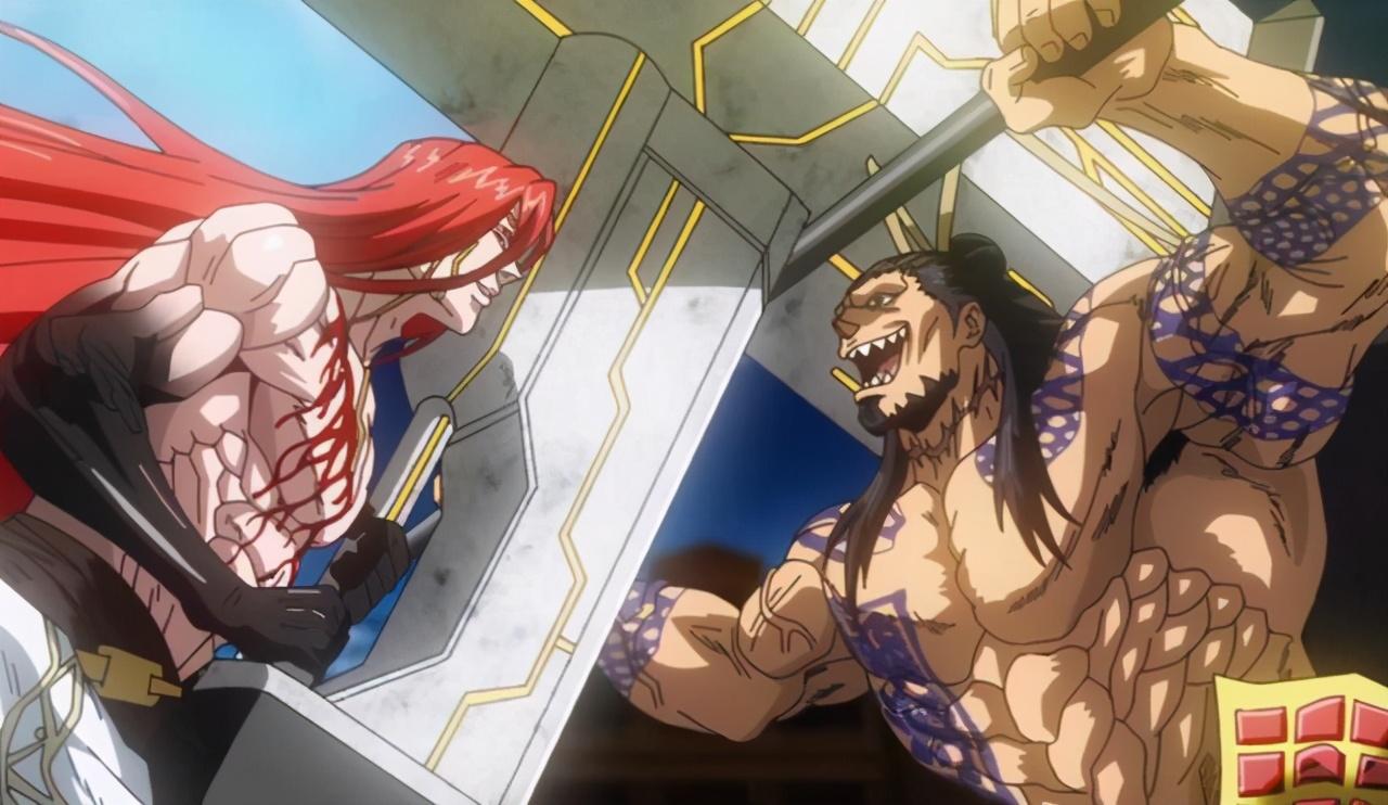 終末的女武神:佐佐木能贏海神波塞冬,為何呂布贏不了雷神托爾?