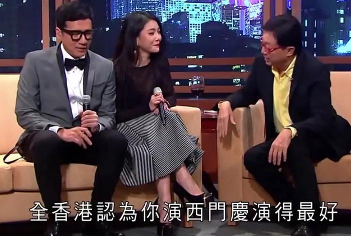 王祖贤顶替利智,拍了一部奇幻电影,结果成就了单立文的影坛崛起