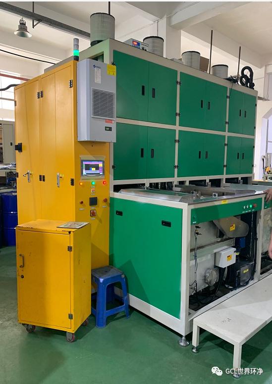 「鑫承诺 | 公司新闻」鑫承诺碳氢清洗机出口越南
