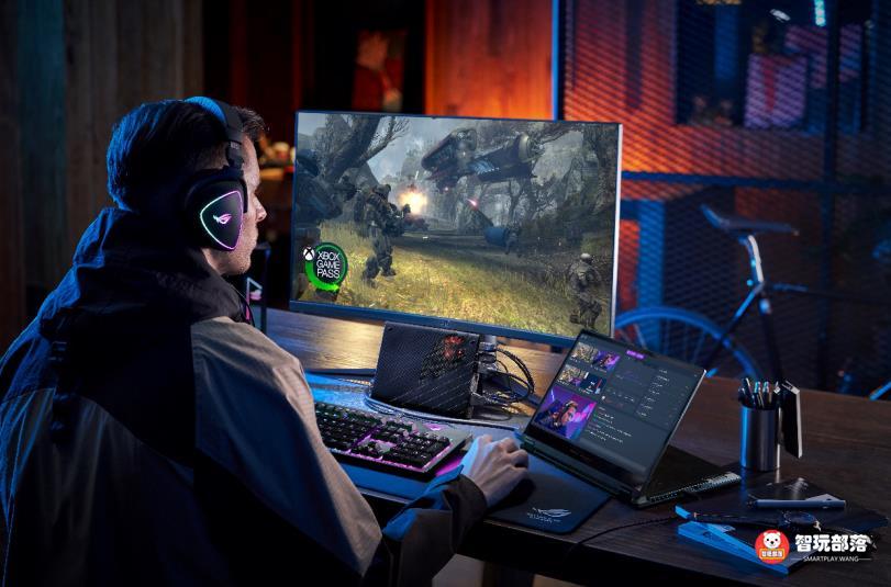 ROG幻13轻薄全能本发布:独家首发特别版AMD锐龙9处理器