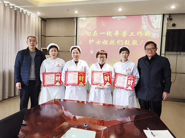 """运城安国医院""""优质护理服务竞赛""""活动拔头筹"""
