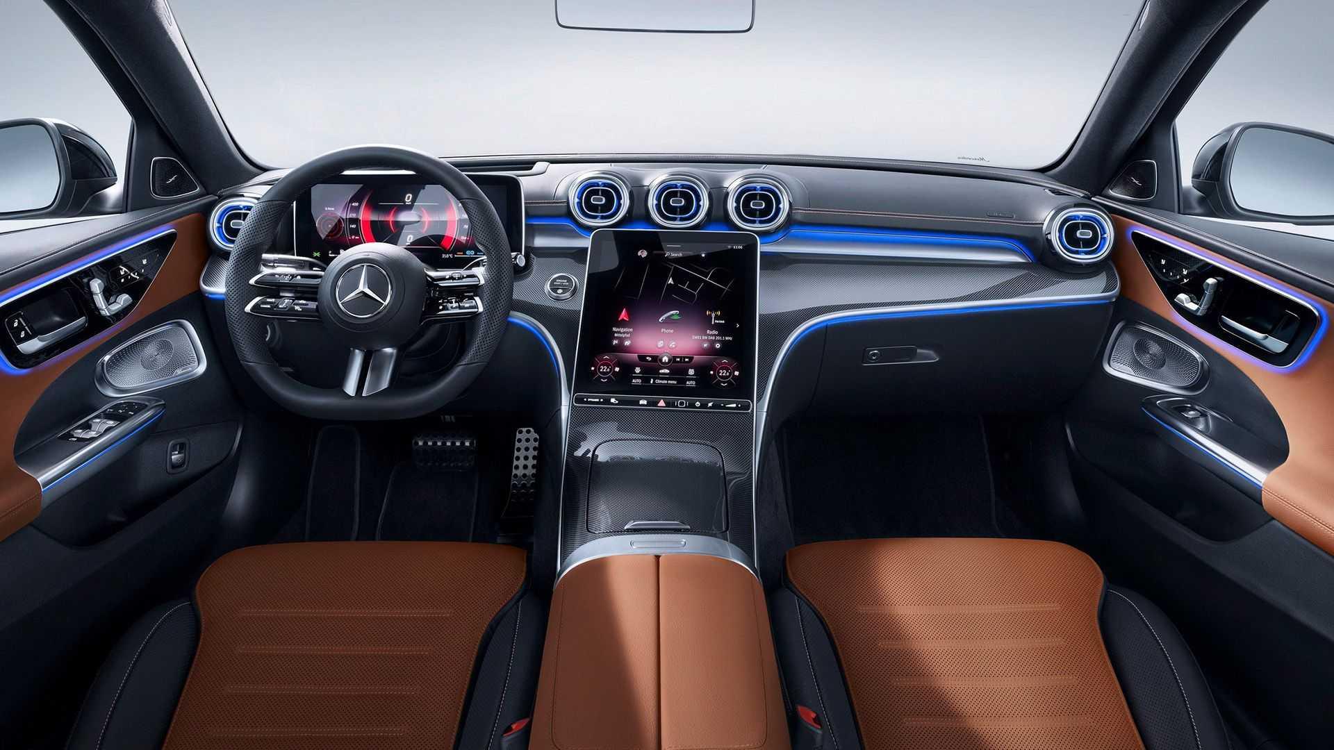 能否刷新细分市场的豪华标准?全新奔驰C级上市售32.52万元起