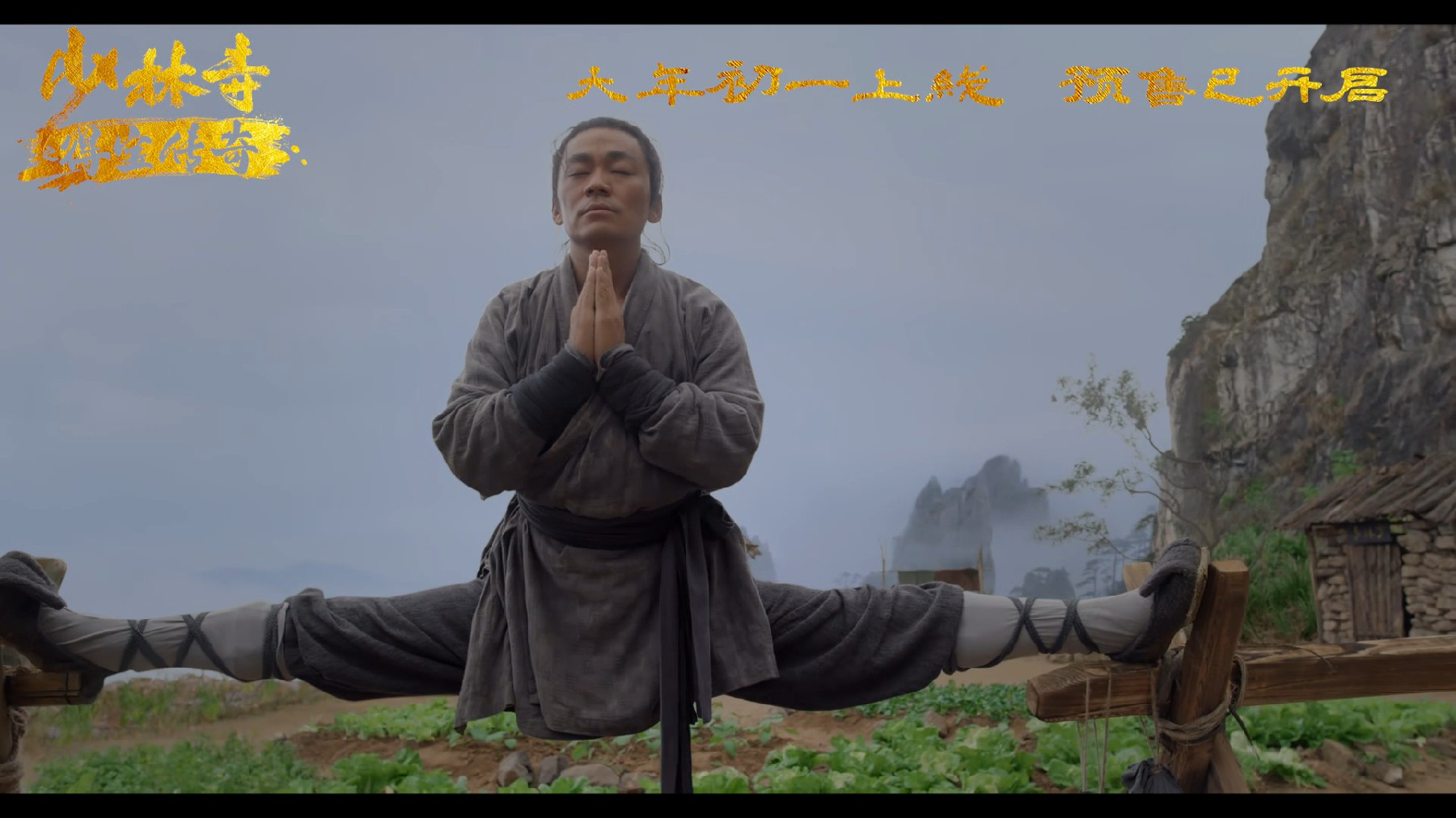 电影《少林寺之得宝传奇》预售开启 大年初一全家得宝武动新春
