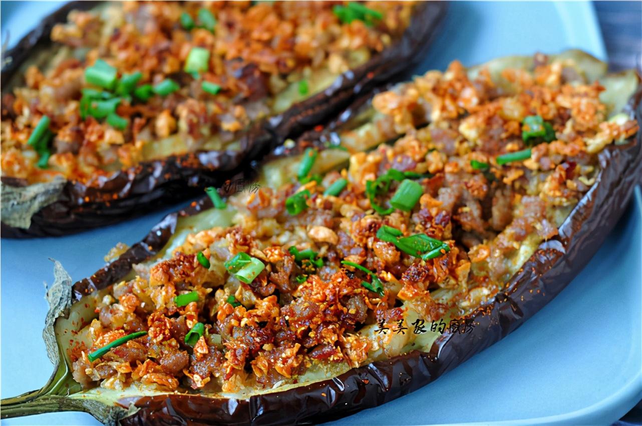 茄子別再炒了,加1把大蒜,不蒸也不炸,鮮嫩入味,少油最健康