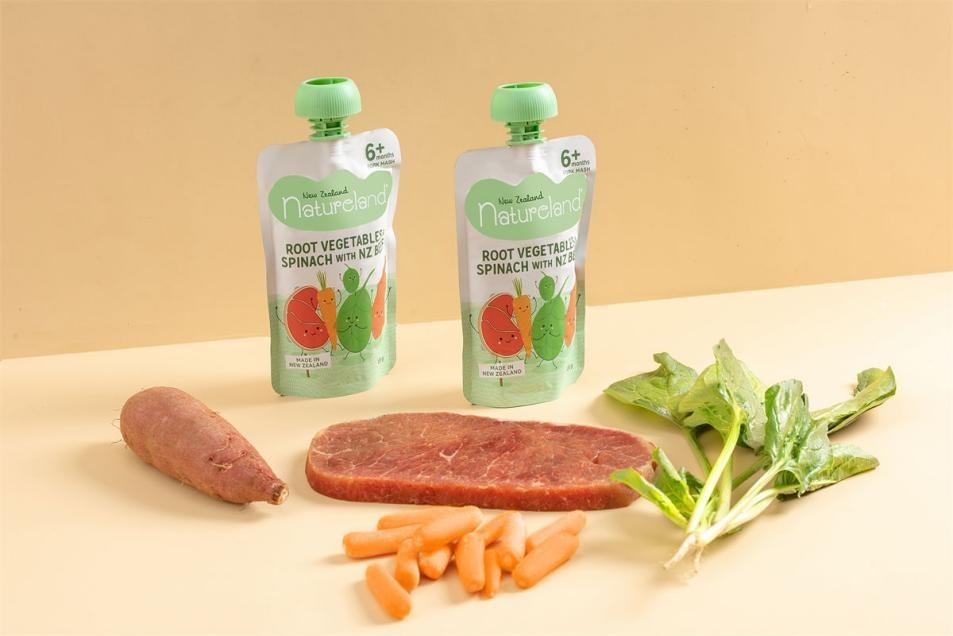 Natureland诺亲然专家解读:婴幼儿肉泥辅食优选专业品牌的重要性
