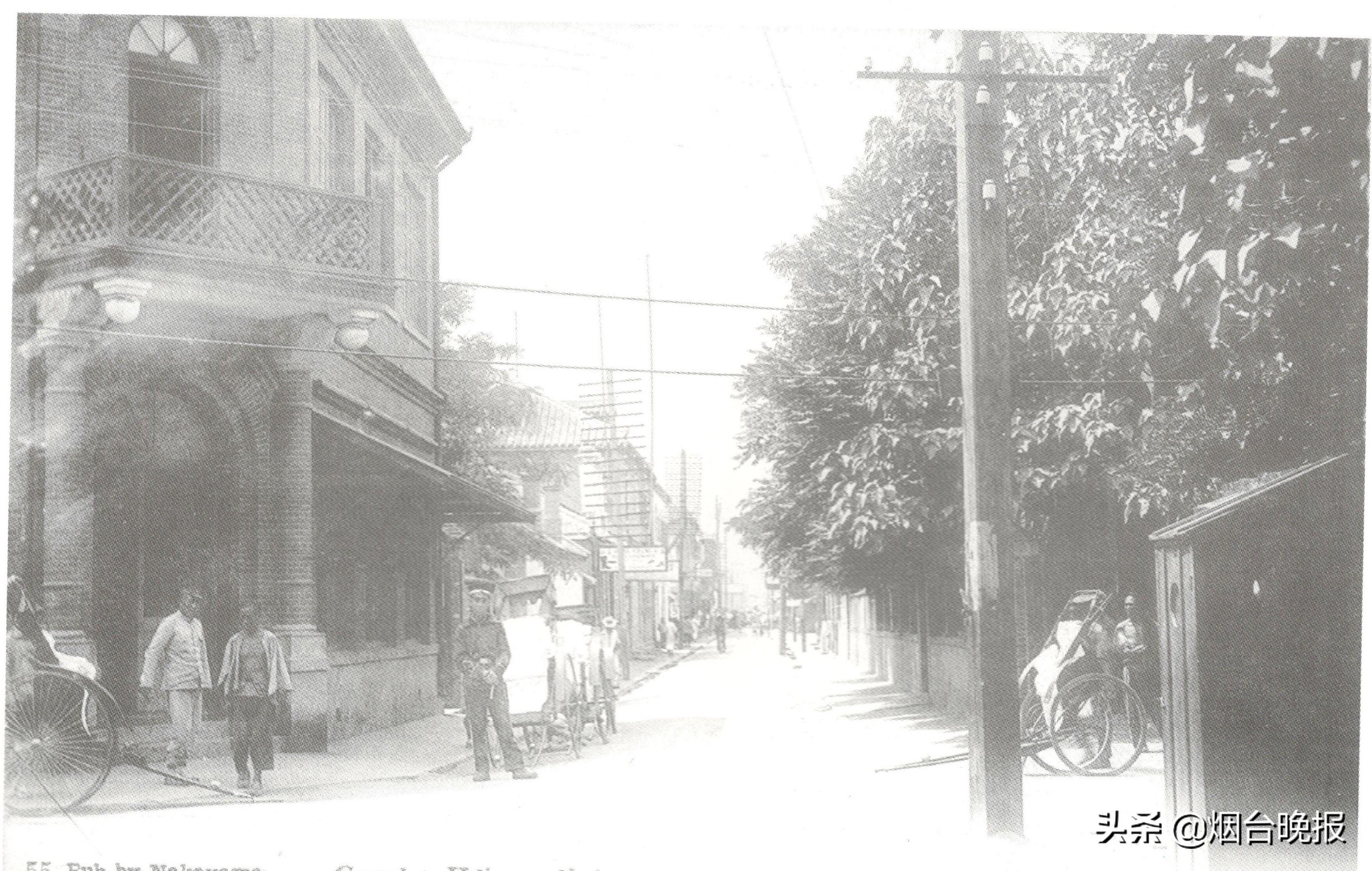 老街新生:昔日朝阳街,如今焕新颜