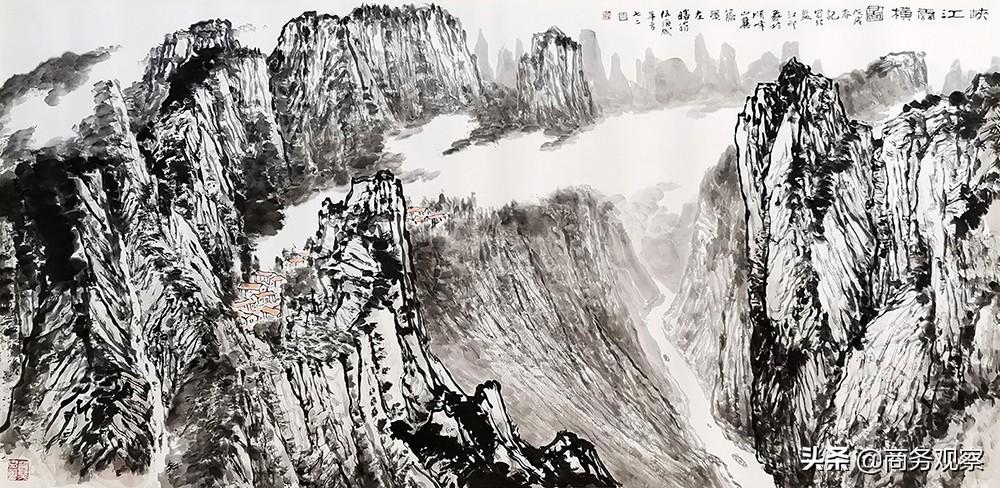 《时代复兴 沧桑百年》全国优秀艺术名家作品展——伍海成