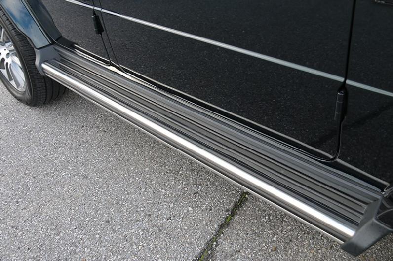 最便宜的奔驰大G才卖70多万?带你看看柴油版G350d什么样