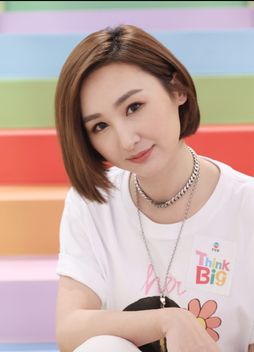 TVB花旦高海宁新剧被紧急叫停,直言做演员很被动