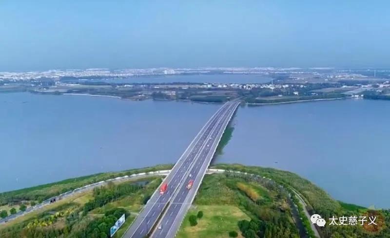 每天一县:江苏省扬州市高邮市