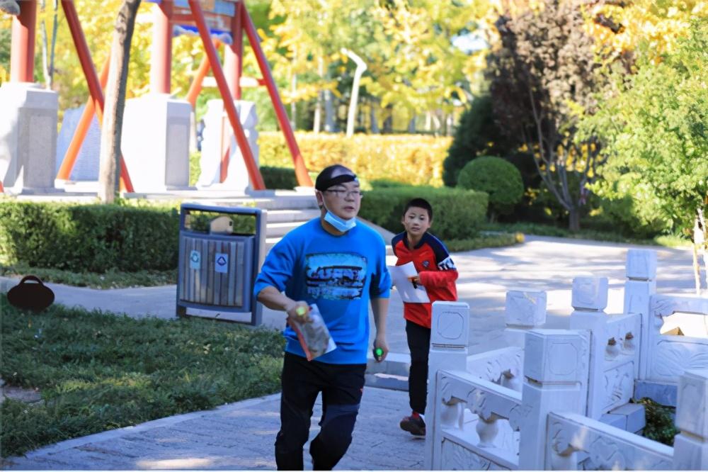 """""""全民健身 活力中国""""智跑城市系列赛北京站举办"""