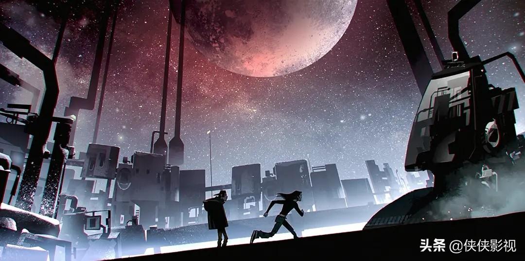 从豆瓣9.2到7.0,《爱,死亡和机器人》第二季这么快就走下神坛?