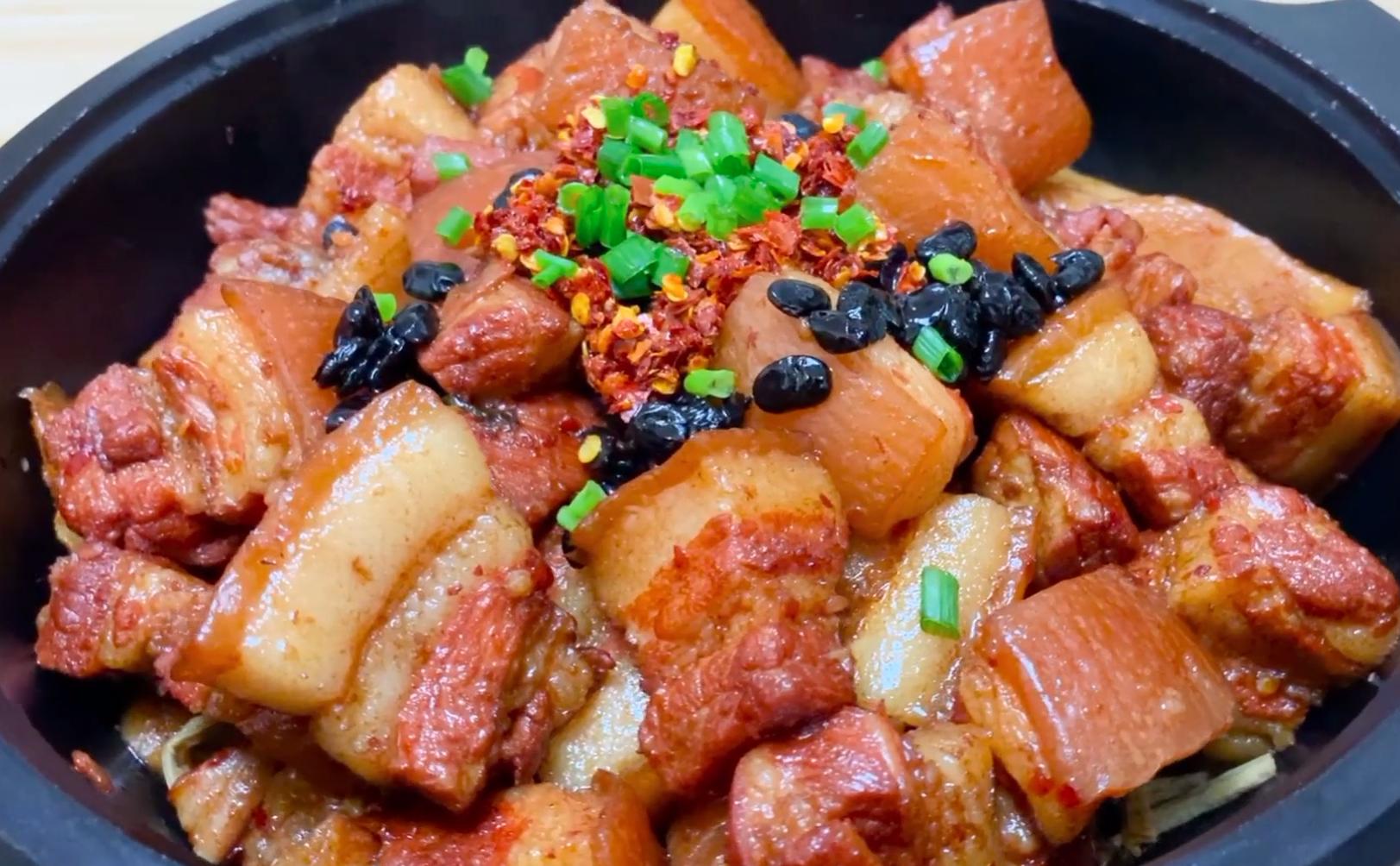 五花肉這樣做最好吃,簡單易學,肥而不膩,比紅燒肉還香,真解饞