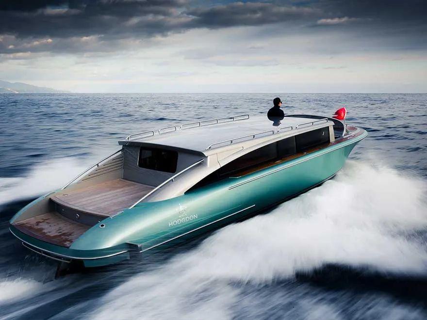 庆祝创立200年「Hodgdon霍奇登」定制款附属艇