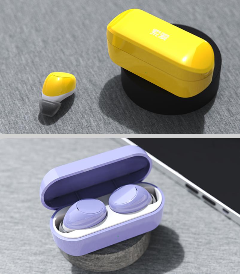 颜值超高的真无线蓝牙耳机助你开启假期嗨玩模式