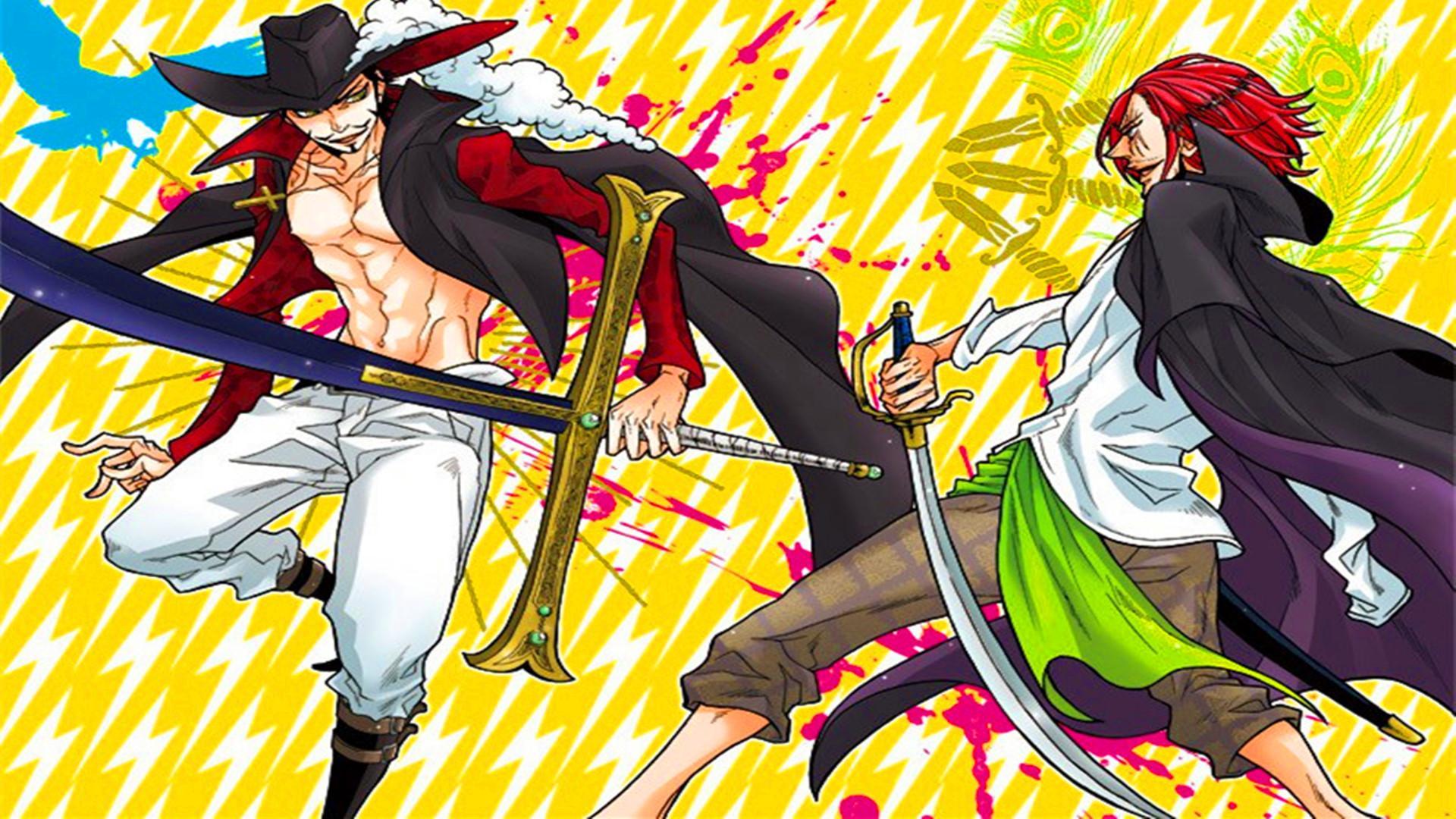海賊王:凱多和大媽聯手實力強橫,哪些二人組合能與他們相抗衡?