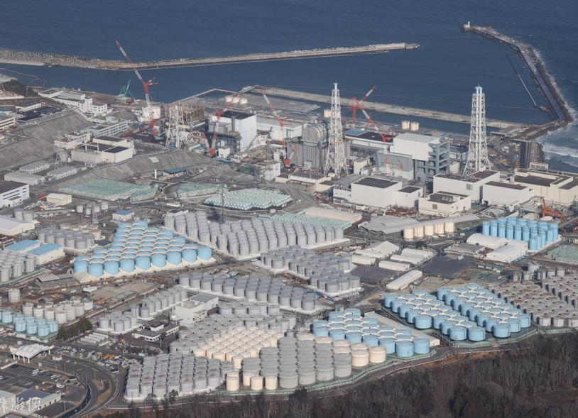 细思极恐!日本公开一份核废水排放方案:修建一千米长的海底管道