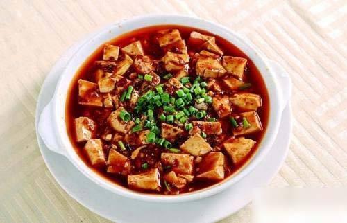 四川名菜——麻婆豆腐 美食做法 第1张