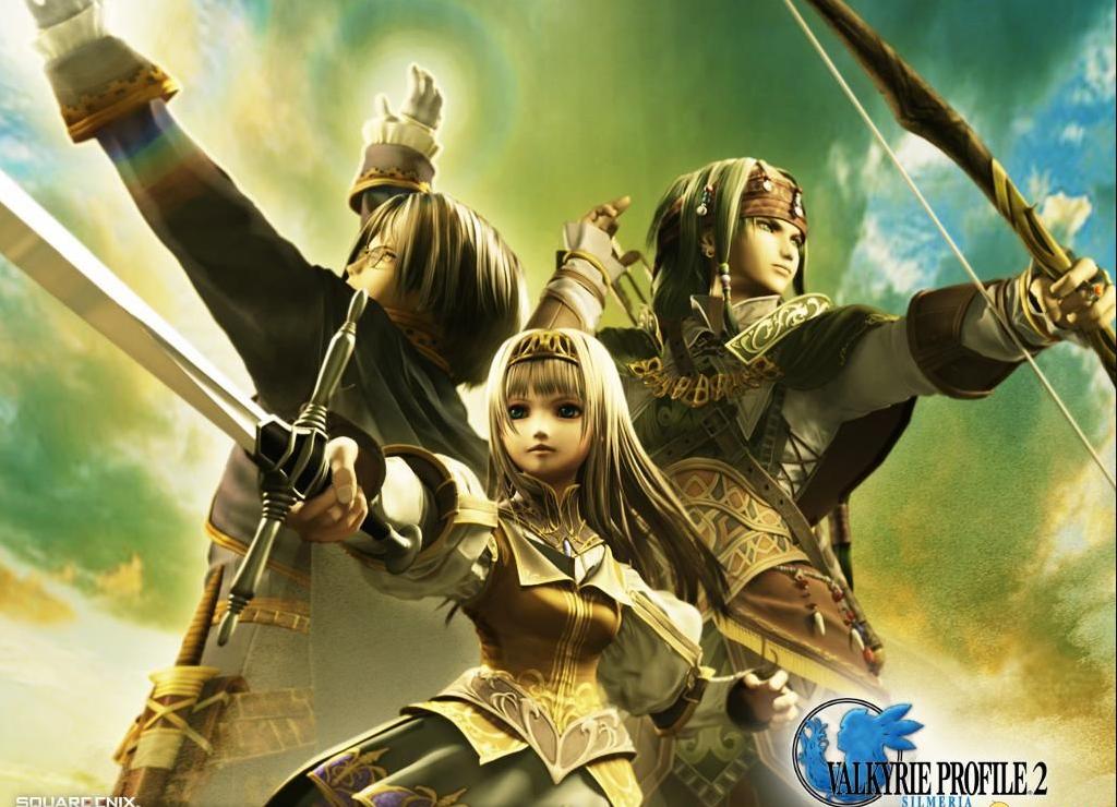 北欧神话与日式RPG完美结合,角色扮演的巅峰《北欧女神传2》