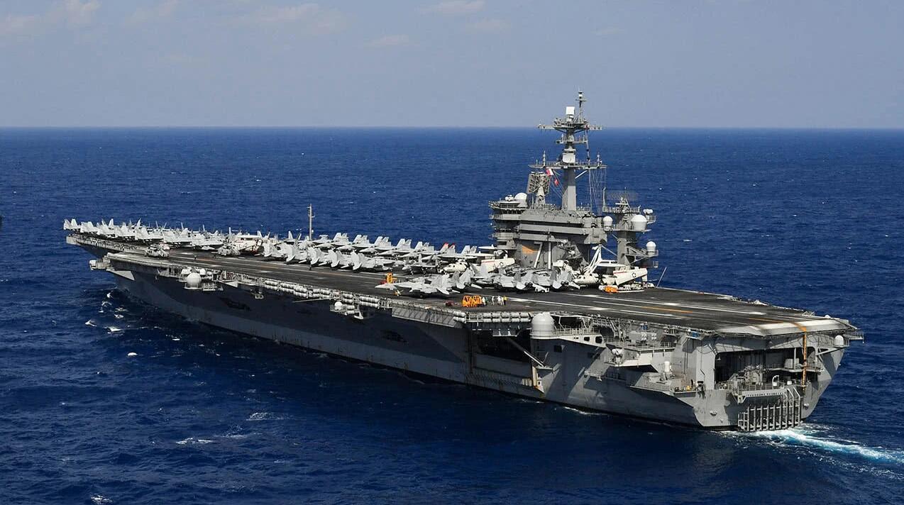 美军年初直扑亚太,欲重新称霸,这次解放军准备充分