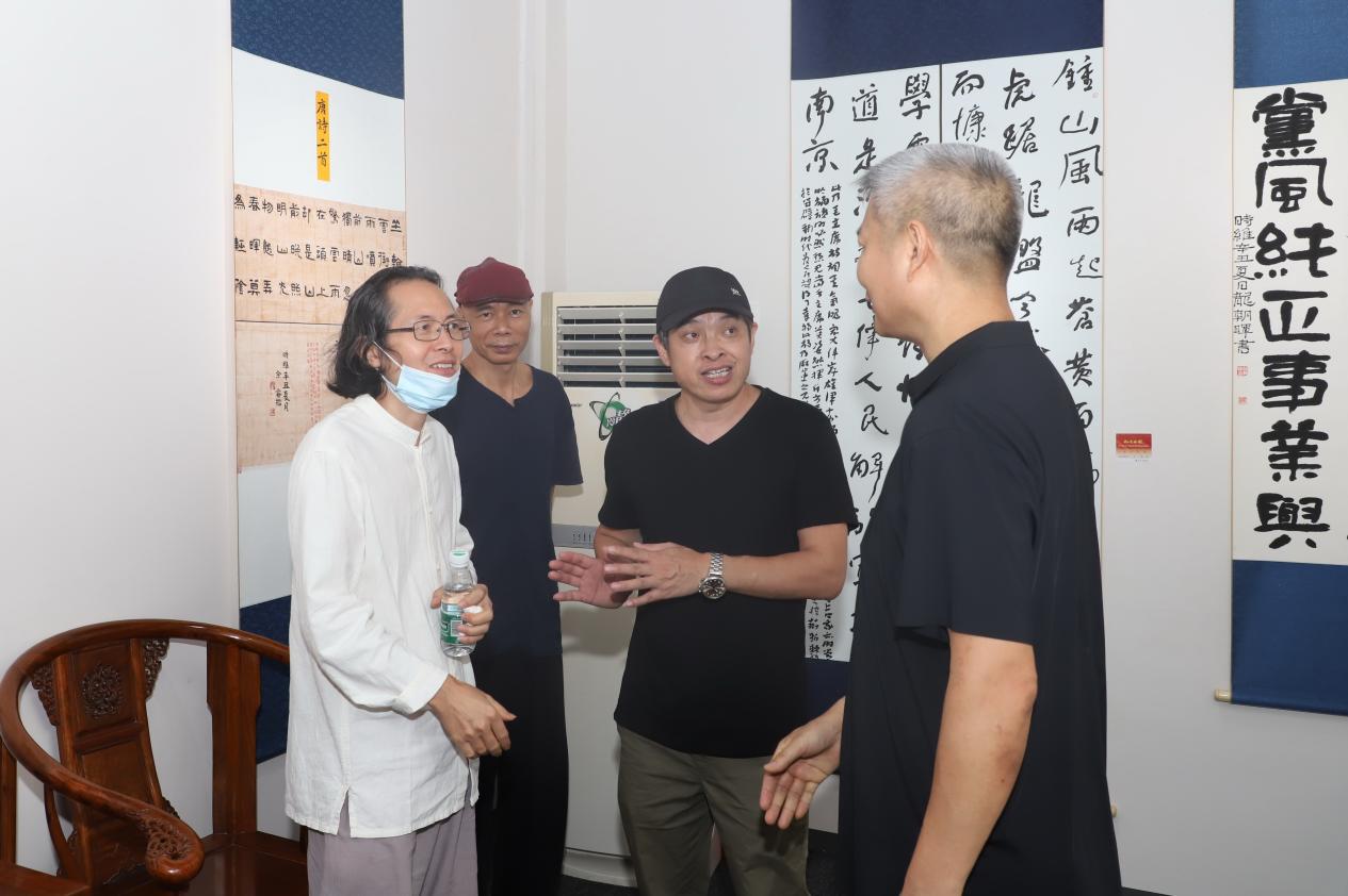 九月的歌—–中山市三乡镇优秀书画作品展在成荣美术馆开幕插图(6)
