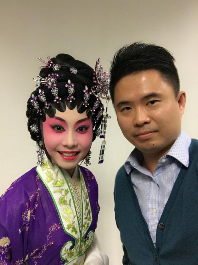 帝女花香终不朽,香港粤剧传承有来人