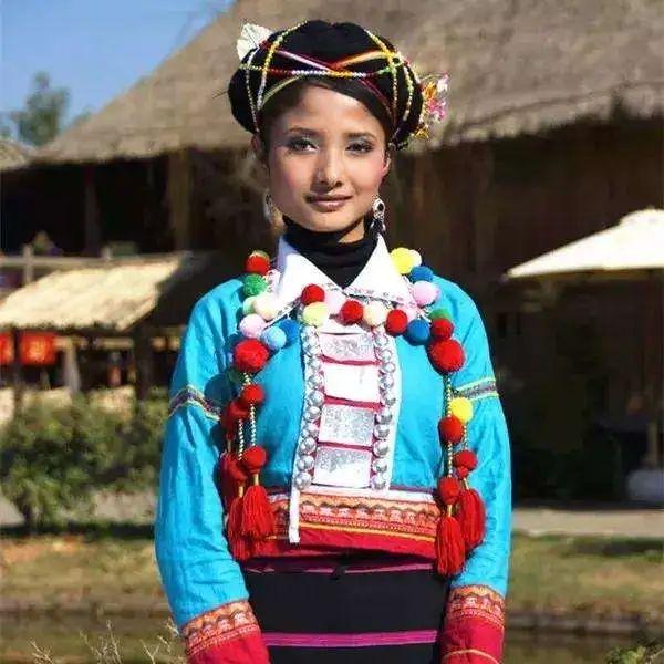 中国56个民族(四十六),德昂族