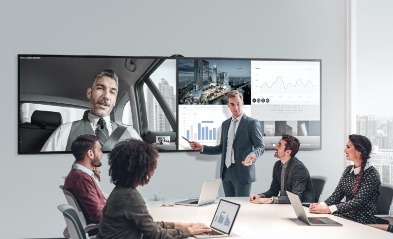 更专业的会议平板为何会成为会议办公新趋势?MAXHUB给出答案