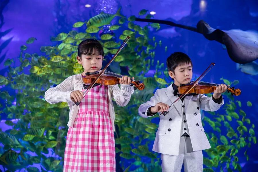 海底世界儿童节欢乐大放送|听讲座送水母宝宝,学线上课程赢奖品!