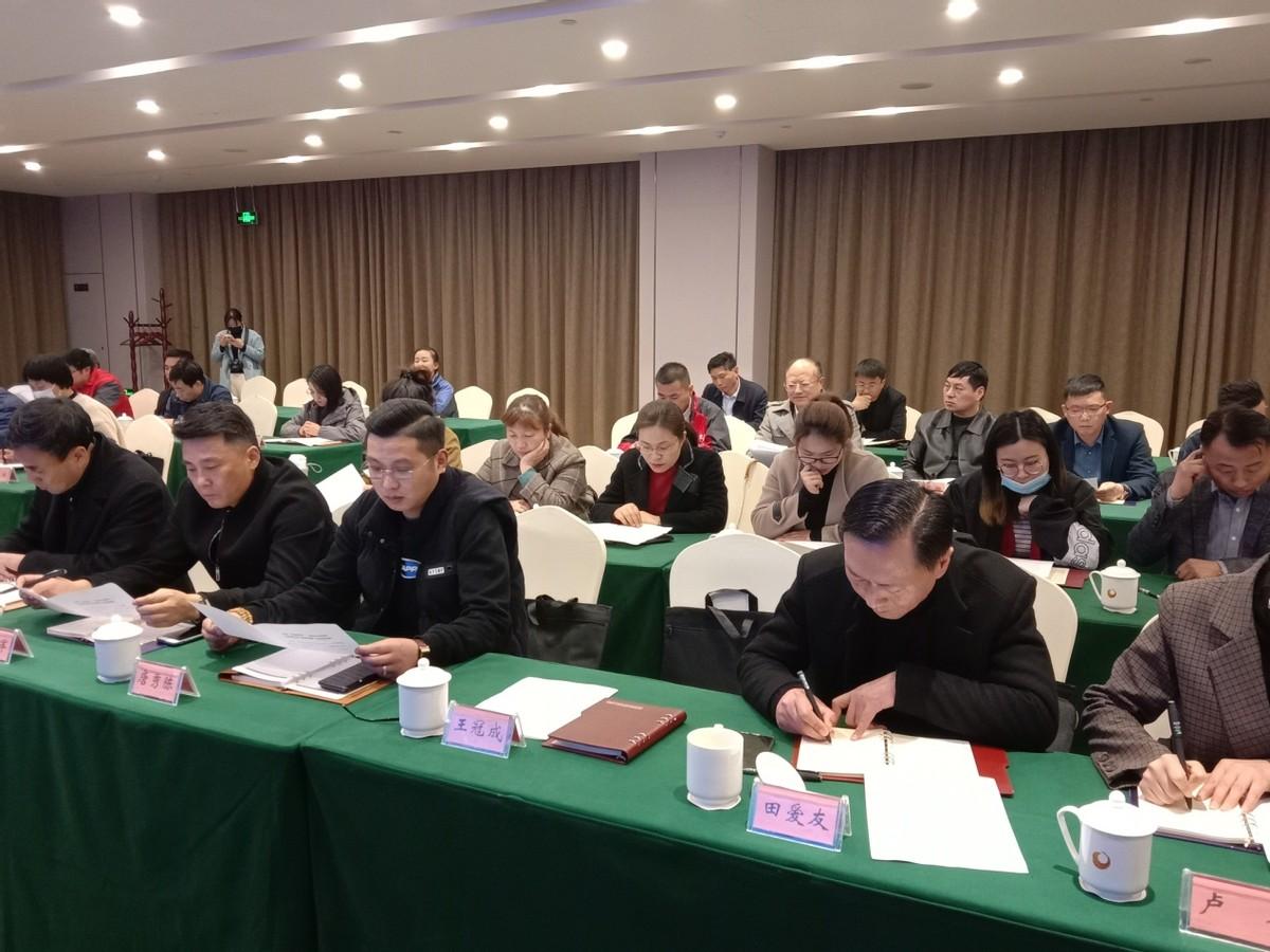 江苏盐城射阳县新的阶层人士联谊会召开全体会员大会