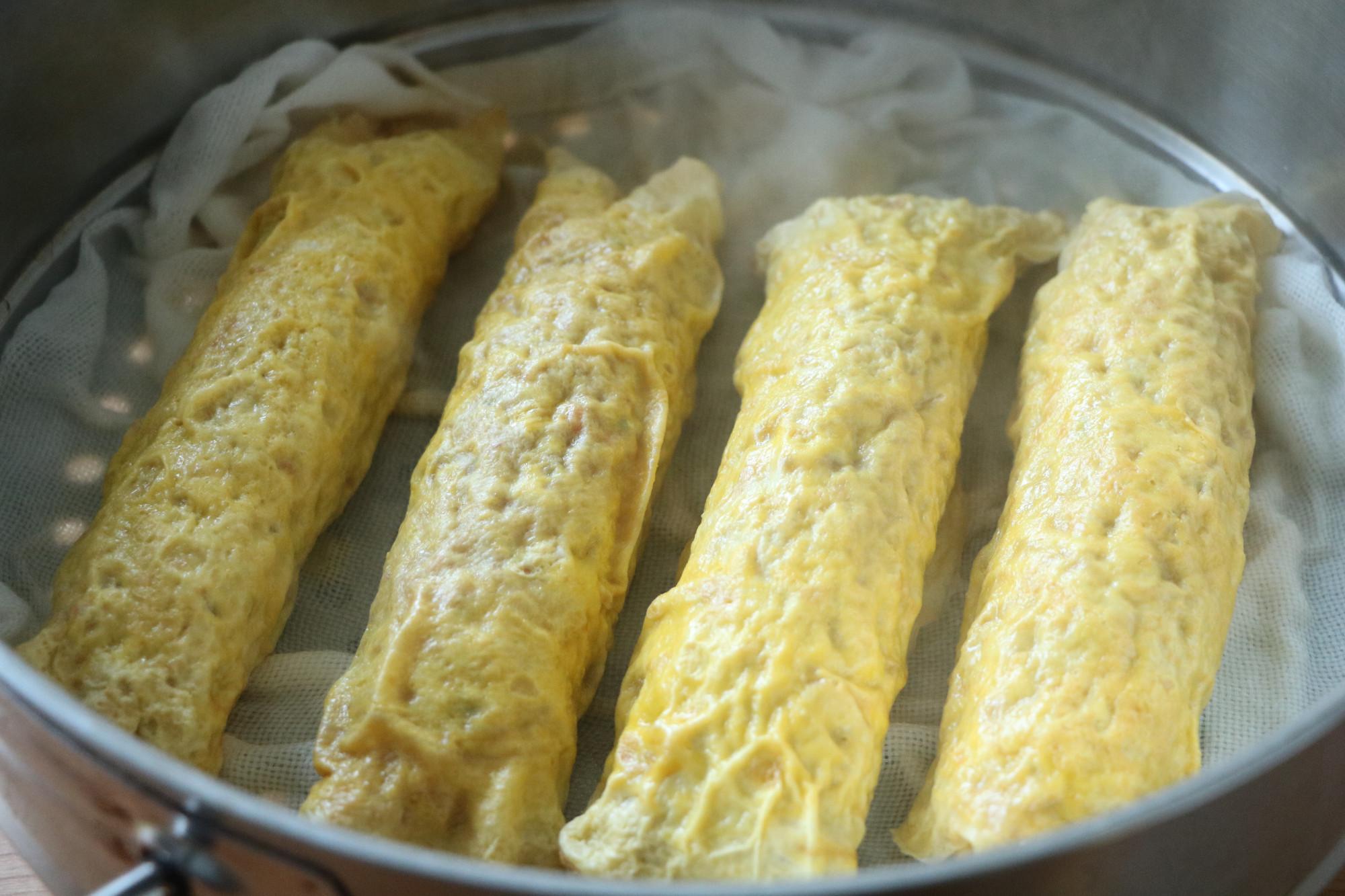 這道菜老少皆宜,比蛋餃簡單快手,年夜飯做給家人吃妥妥的