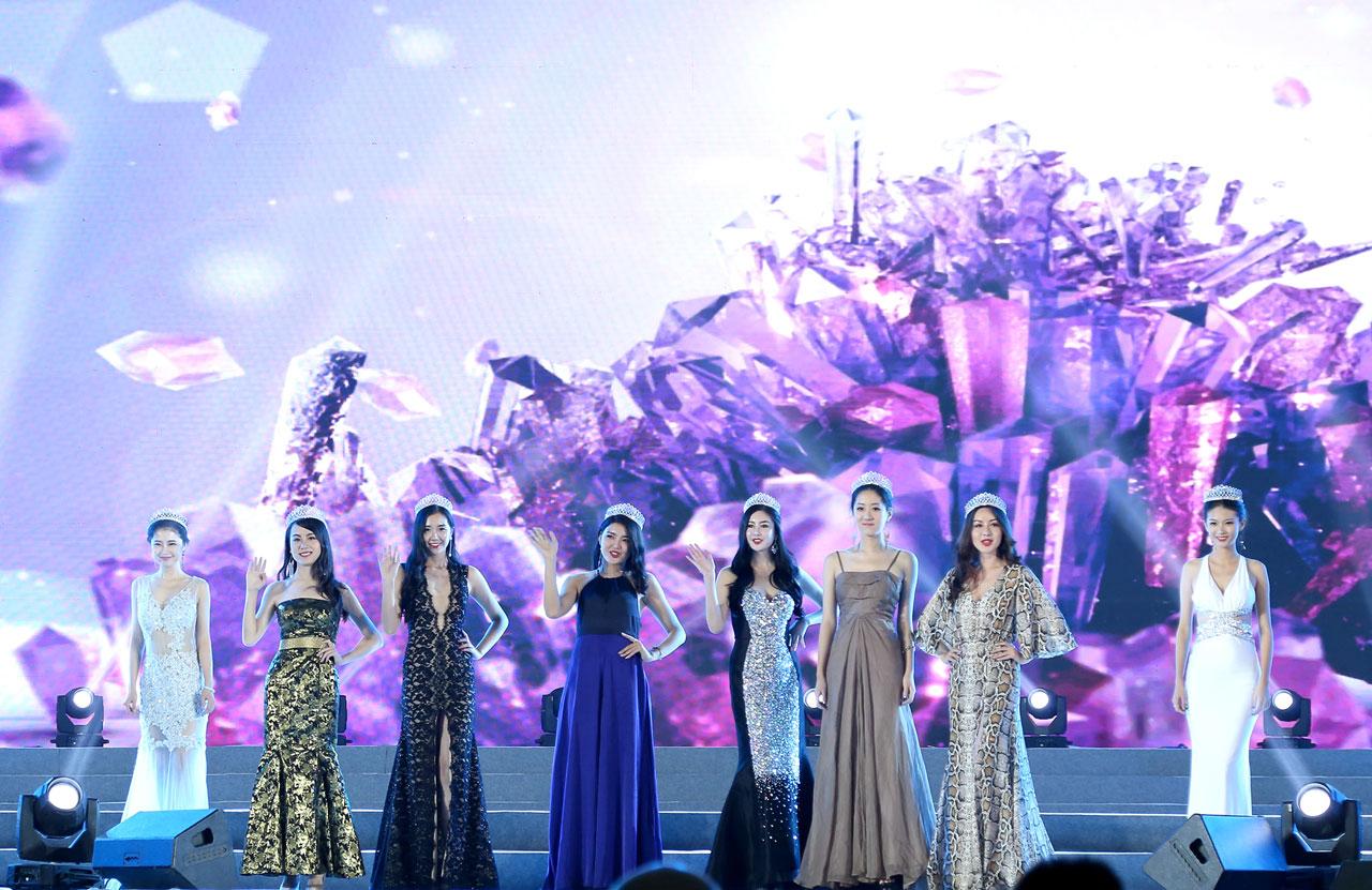 第47届洲际小姐中国大赛墨染京城 万芳齐聚鸣锣开赛