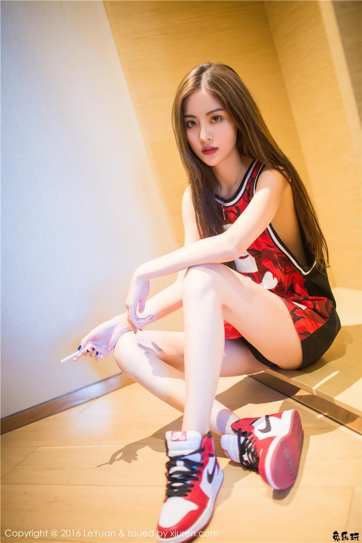 [LeYuan星乐园] Vol.014 菲儿 丝袜美腿