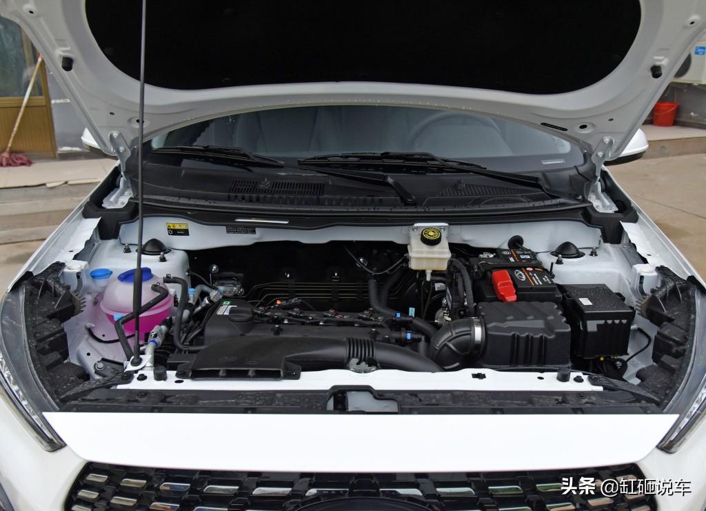 5.89万的瑞虎3X,标配ESP,油耗4毛钱,月薪4千也能买