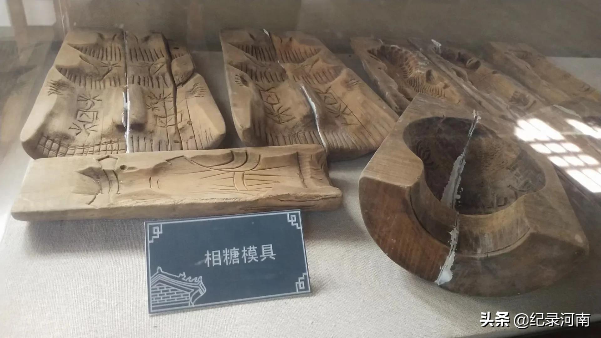 """单县朱家楼院,展示民俗里也出现我们鹿邑西部的""""响糖"""""""