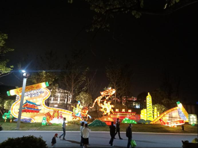 """过年怎么耍?2021年荆州园博园新春灯会陪你""""嗨翻新春"""""""