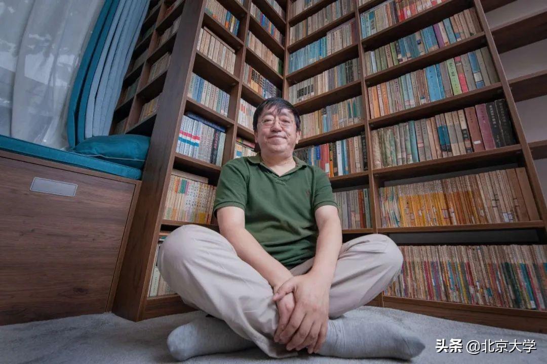 北大老师的书房什么样?快来看看吧!