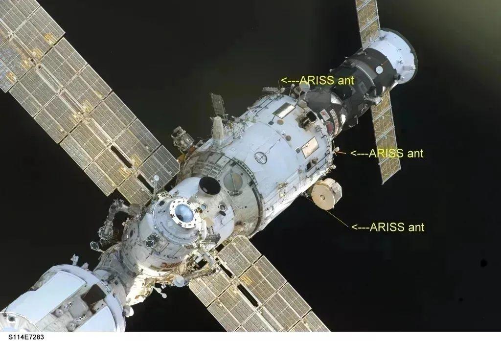 同轴电缆连接出大问题?国际空间站业余电台线路故障原因待查