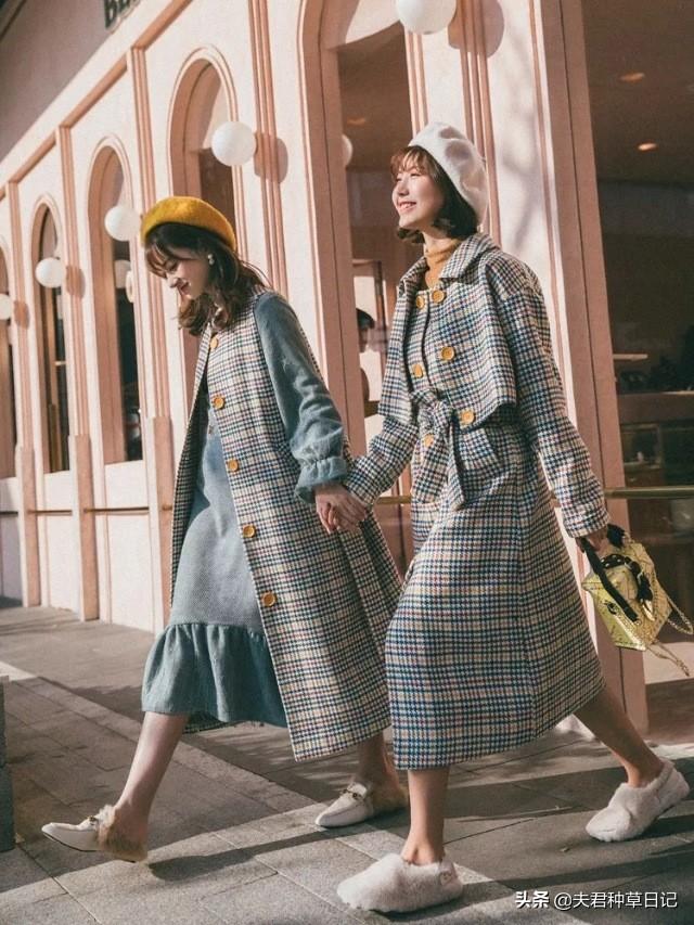 """会打扮的女人秋天很少穿打底裙,今年""""套装""""才好看,优雅时髦"""
