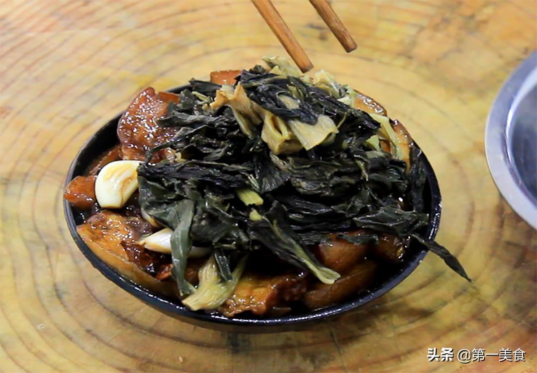 """大廚做正宗豫菜""""河南條子肉"""",出鍋飄香四溢,肥而不膩又入味"""