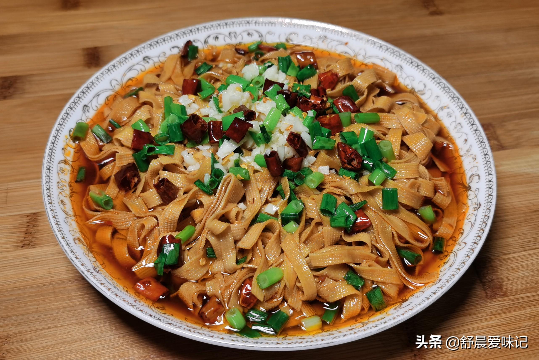 春节不要总是大鱼大肉,6道好吃的素食菜肴,不放肉味道一样香