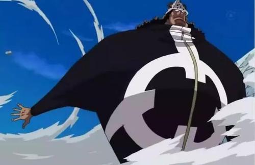 海賊王中擁有球形身材的6人,大媽實力最強,莎德利最像圓球
