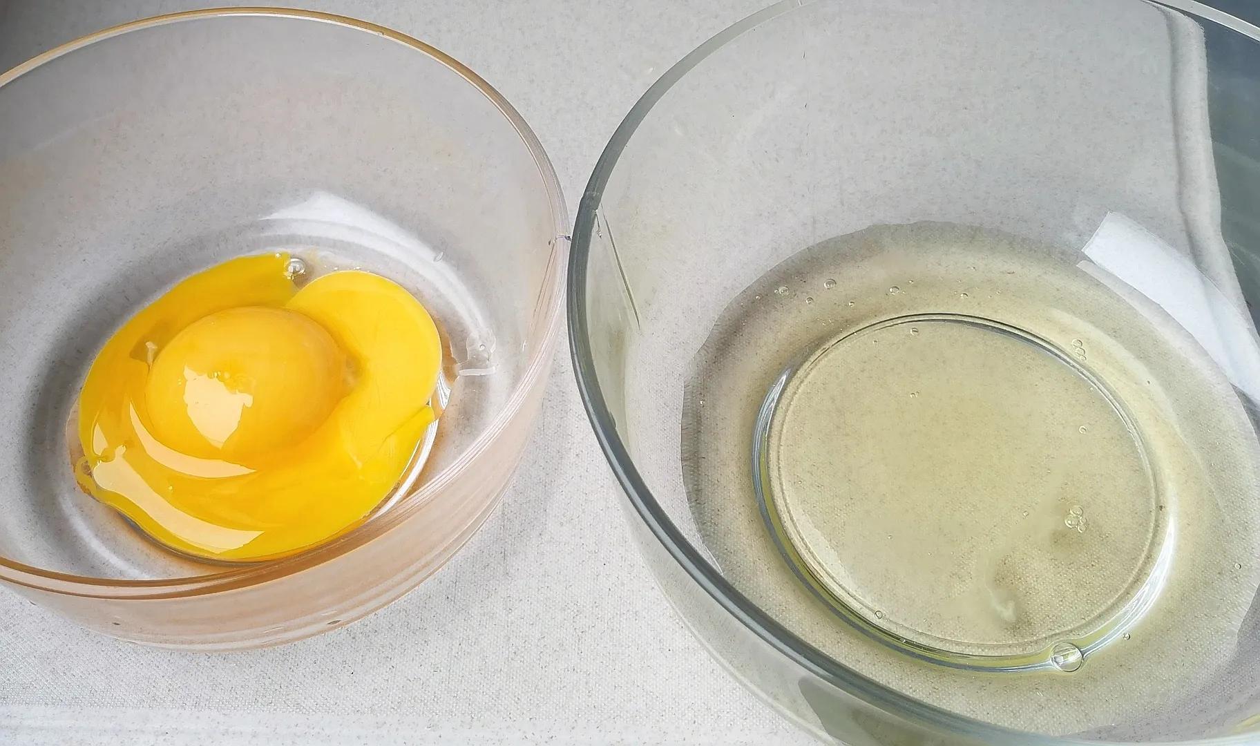 原来糯米粉也能做蛋糕,像棉花一样柔软,比戚风蛋糕好吃多了 美食做法 第3张