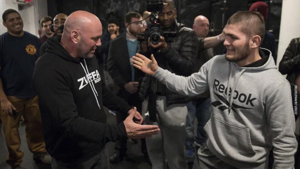 小鹰计划复出:我可以回归UFC,前提是嘴炮还能打出壮观的比赛