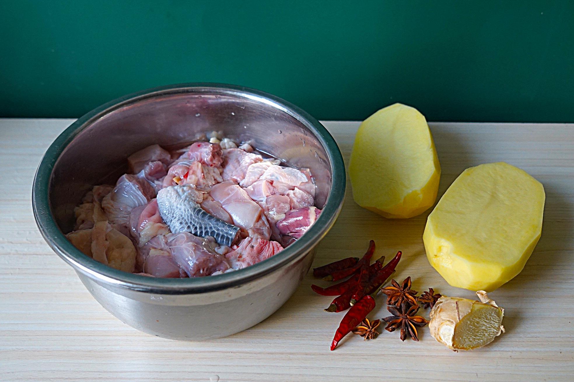 冬季,天冷试试给家人炖这菜,鲜香入味又解馋,我家一周吃一次