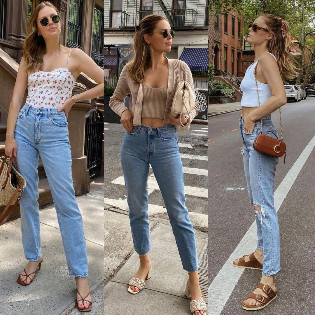 夏天裤子不用买太多,时尚博主用4条裤子搞定日常,实用还提气质